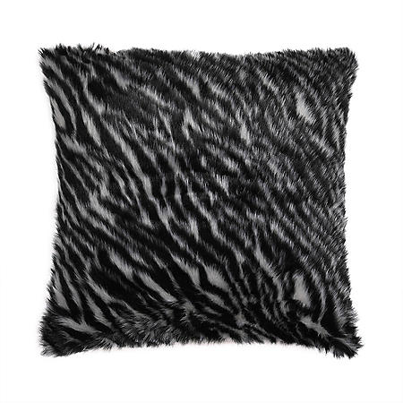 "Swift Home Faux Fur Pillows, 22"" x 22"" (Assorted Colors)"