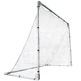 Lifetime® Adjustable Size Portable Soccer Goal