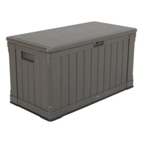 Lifetime Outdoor Deck/Storage Box - 116 gal.