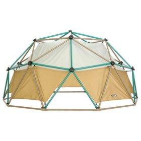Lifetime Kids Metal Dome Climber with Canopy, Earthtone