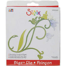 Sizzix Bigz BIGkick/Big Shot Die-Decorative Accent