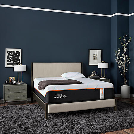 "TEMPUR-LuxeAdapt Firm Pressure-relieving and Ultra-conforming 13"" California King Mattress"