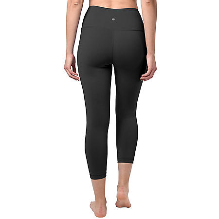 90 Degree by Reflex High Waist Capri