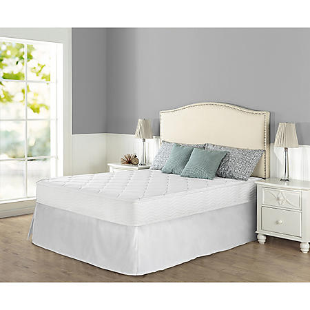 "Zinus Night Therapy iCoil 8"" Spring Twin Mattress"