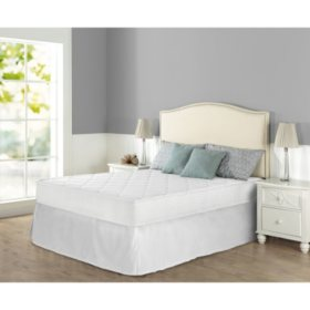 "Zinus Night Therapy iCoil 8"" Spring Queen Mattress"