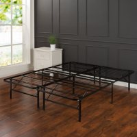 Night Therapy Smart Base Steel Bed Frame Full Foundation
