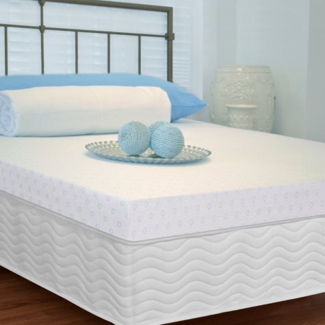 "Night Therapy Elite 2.5"" MyGel® Mattress Topper  - Queen"