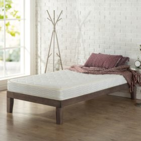 "Night Therapy 6"" Bonnell-Spring Firm Twin Mattress"
