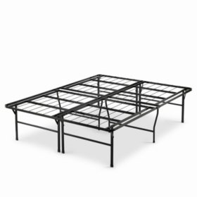 Night Therapy High-Profile SmartBase Platform Bed Frame (Various Sizes)