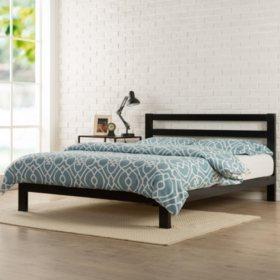 Modern Studio Metal Platform 2000H Bed (Assorted Sizes)