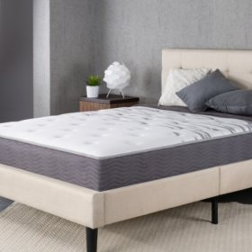 "Night Therapy 10"" Support Plus Spring Full Mattress"