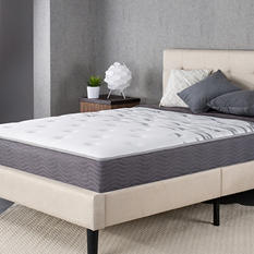 "Night Therapy 10"" Support Plus Spring Queen Mattress"