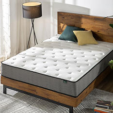 "Night Therapy 10"" Support Plus Spring King Mattress"