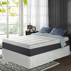 "Night Therapy Positive Sleep 13.5"" ADAPTIVE Memory Foam California King Mattress and SmartBase Bed Frame Set"