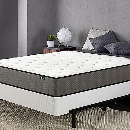 """Night Therapy 10"""" Support Plus Spring Twin Mattress and Bi-Fold Box Spring Set"""