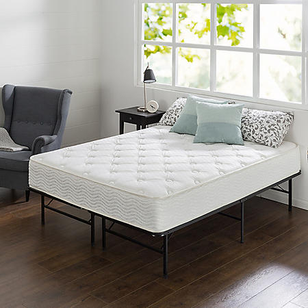 """Night Therapy 10"""" Comfort Coil Spring Queen Mattress"""