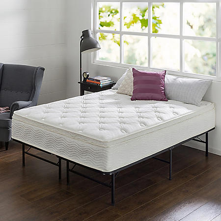 """Night Therapy 12"""" Comfort Coil Spring California King Mattress"""
