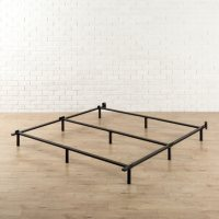 """Zinus Night Therapy 7"""" Compack Heavy-Duty California King Bed Frame"""