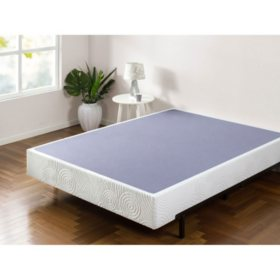 """Night Therapy 9"""" Wood and Metal Box Spring (Assorted Sizes)"""