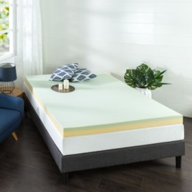 Memory Foam Mattress Toppers For Sale Near You Amp Online