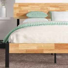 Night Therapy Tuscan Platform Bed (Assorted Sizes)
