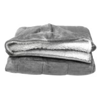 Deals on Pur Serenity 10-lb. Hooded Weighted Throw