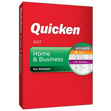 Quicken Home and Business 2017
