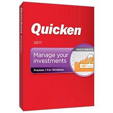 Quicken Premier 2017