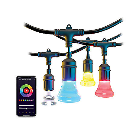 Atomi Smart 24' LED Color String Lights