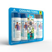 Activcool Cooling Towel - 4 pk.