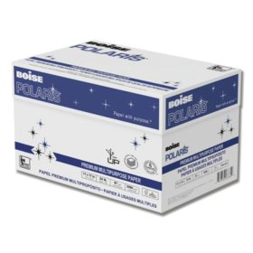 Boise - POLARIS Copy Paper, 11 x 17, White - 2500 Sheets/Carton