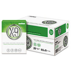"Boise - X9 Multipurpose Paper, 20lb, 92 Bright, 8-1/2 x 11"" - Case"