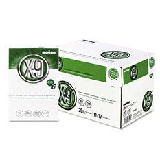 Boise - X-9 Copy Paper, 92 Brightness, 11 x 17, White - 2500 Sheets/Carton