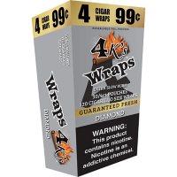 4K's Wraps Diamond Pre-Marked $0.99 (4 ct., 30 pk.)