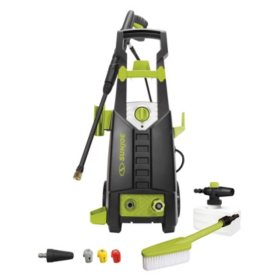 Sun Joe 2,080 PSI/1.65 GPM Electric Pressure Washer and Accessory Kit