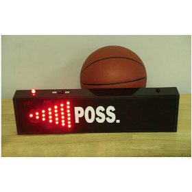 LED Basketball Possession Indicator Arrow
