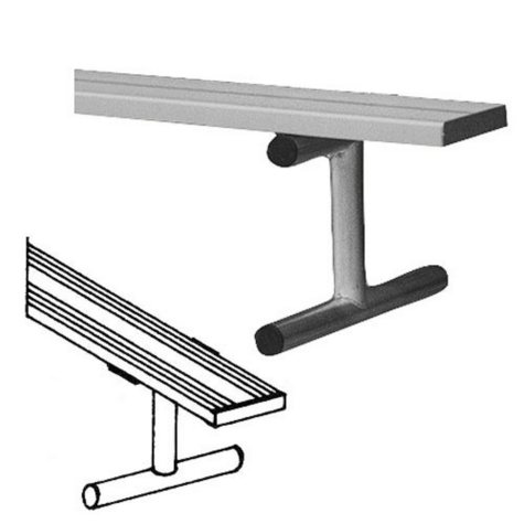 Alumagoal 7.5' Portable Bench