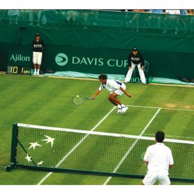Edwards Portable Tennis System