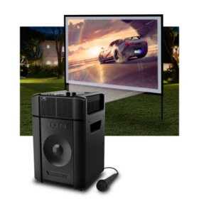 Ion Audio Projector Plus