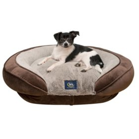 Tremendous Serta Perfect Sleeper Oval Couch Pet Bed Choose Your Size Uwap Interior Chair Design Uwaporg