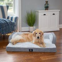 "Serta XL Luxury Sleeper Sofa Pet Bed, 43"" x 30"" (Choose Your Color)"