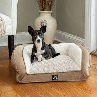 Serta Perfect Sleeper Memory Foam Blend Couch Pet Bed Deals