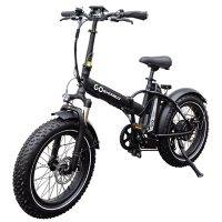Deals on GoCityBike All Terrain Electric Bicycle w/500W Battery
