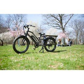 GoCargoBike Electric F Bicycle - All Terrain 750W