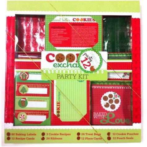 Holiday Baking Kit - Cupcake or Cookie