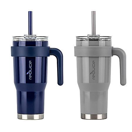 Reduce 24-oz. Cold1 Mug, 2 Pack (Assorted Colors)