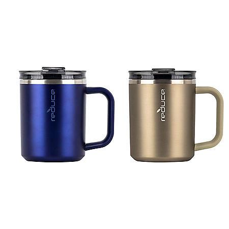 Reduce 14-oz. Hot1 Mug, 2 Pack (Assorted Colors)