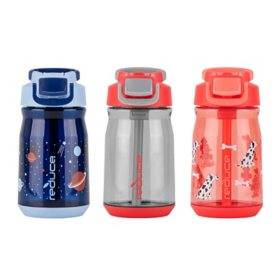 Reduce 14-oz. Hydrate Bottle, 3 Pack (Assorted Colors)