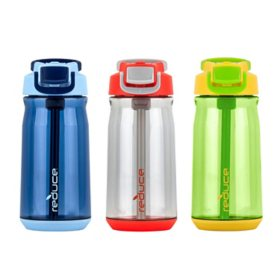 Reduce 18-oz. Hydrate Bottle, 3 Pack (Assorted Colors)