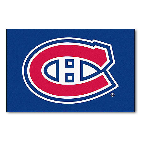 NHL Montreal Canadiens Doormat